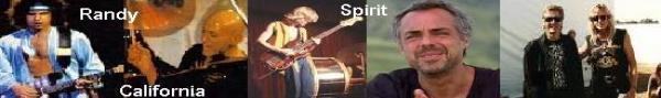 Spirit Randy California (bürgerlich: Wolfe) Musik Video